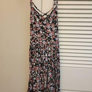 American Eagle Strappy Back Dress